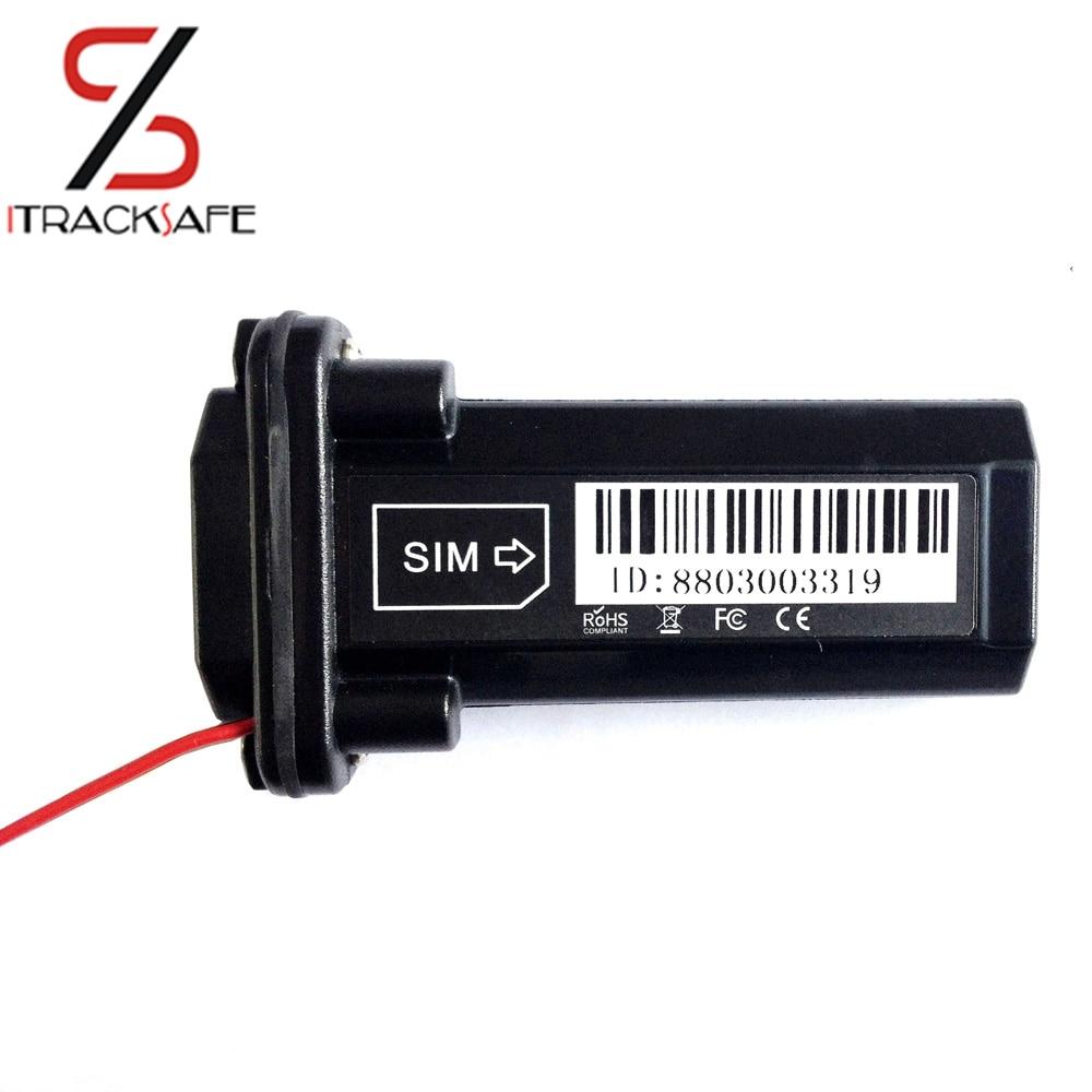 Mini günstige motorrad auto fahrzeug gsm alarm gprs auto gps tracker roller track tracking locator zuhörer st-901 a8 gt06