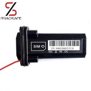 Image 1 - самый дешевый микро мини gprs gsm сигнализация мотоцикл кабель gps трекер локатор автомобиля трек трекер для автомобиля слежение jeepies follower вибратор датчик брелок автосигнализации мониторa8 tk102b gt06 st 901