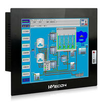 12 Inches Industrial Pc WPC 120403 Chinese Panel Pc Cost Effective