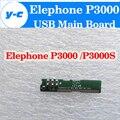 Оригинал Elephone P3000S P3000 USB Плата USB Доска Телефон Замена ассамблея ремонт крепления часть аксессуары + Бесплатная доставка