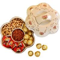 2017 New arrival European Flavor Seasoning Jar Set Ceramic Kitchen Condiment Candy Nut & Snacks Storage Box Seasoning Boxes Hot