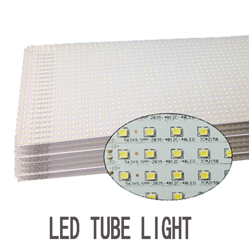 5W 9W 14W 18W T5 T8 LED Tube PCB Aluminum PCB SMD2835 Epistar Chip Cold White/Warm White 2016 integrated led tube light t5 900mm 3ft led lamp epistar smd 2835 11watt ac110 240v 72leds 1350lm 25pcs lot