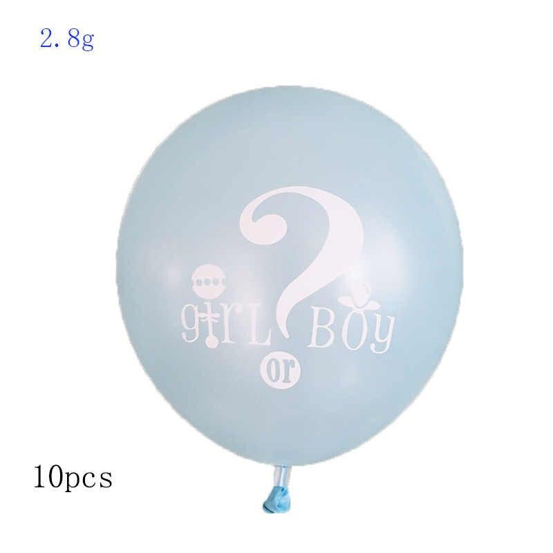 1 Set Baby Shower da Festa de Aniversário Grande Mamilo Garrafa Pés Do Bebê Balão de Hélio Globos 12 Polegada é UM Menino /menina Látex Decoração Suprimentos