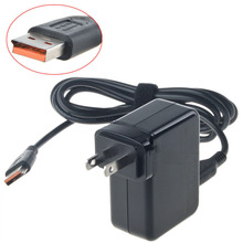 QUALITY ! 20V 2A 40W Laptop AC Power Supply Adapter Plug Wall Charger + USB Cable for Lenovo Yoga 3 Pro Yoga 3 11 14 Miix 700