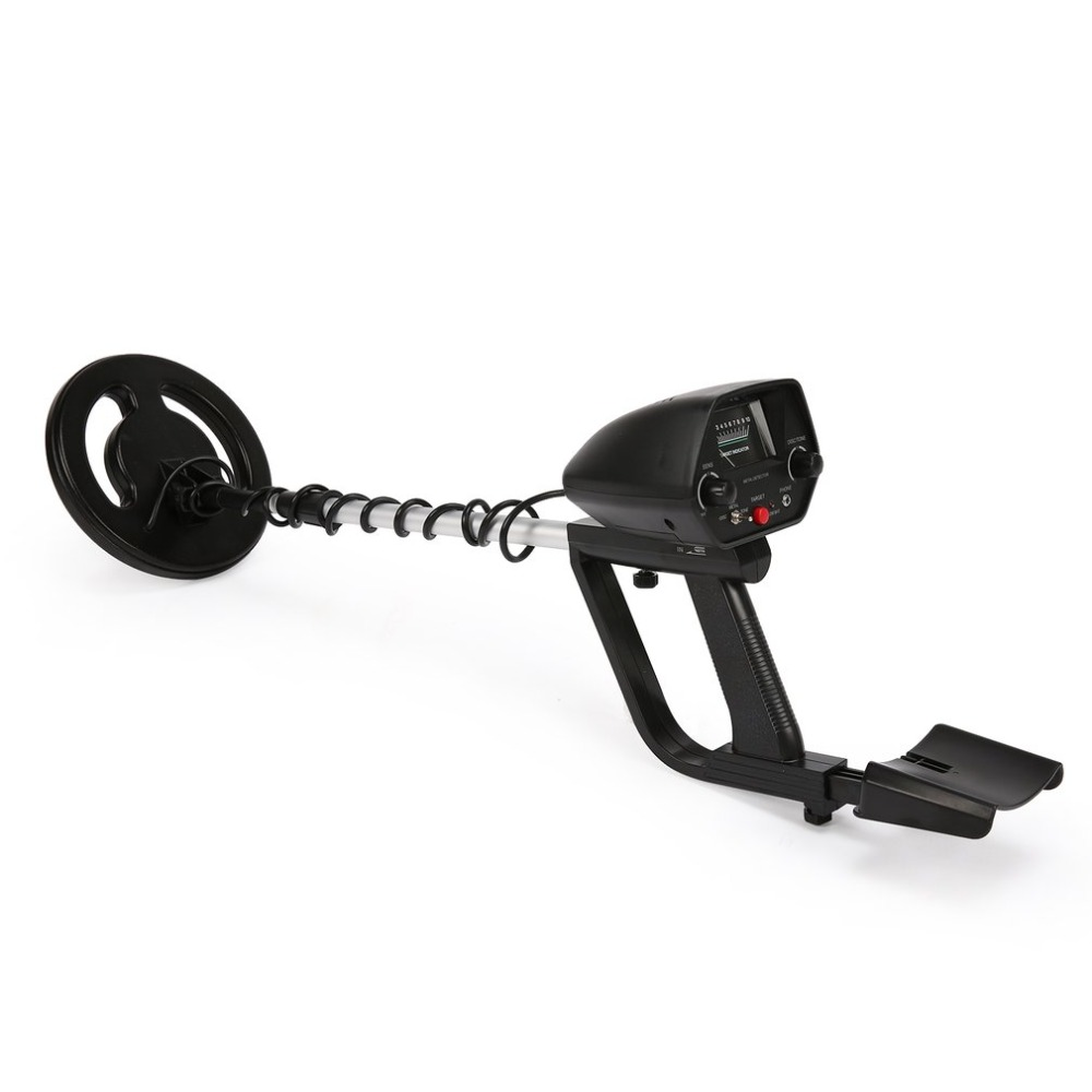 MD4040 Professional Portable Underground Metal Detector Handheld Treasure Hunter Gold Digger Finder Length Adjustable professional tx 850 deep penetrating gold nugget hunter pinpointing metal detector 19 khz frequency adjustable position armrest