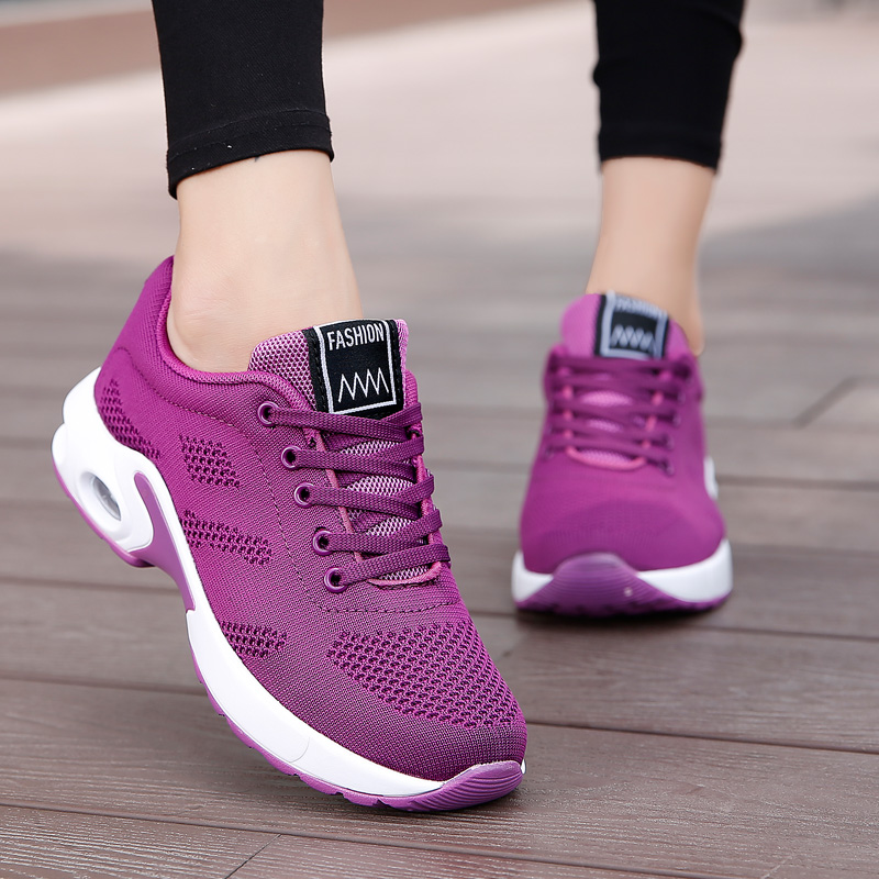 2019 Summer Women Sport Shoes Women Running Shoes Sport Trainers Women Breathable Light Jogging Athletic Shoes Zapatos Mujer