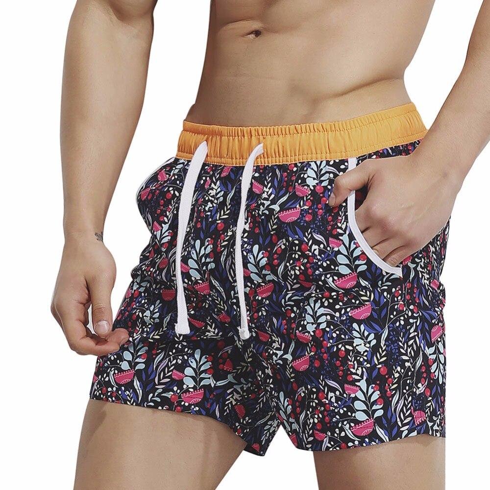 Men Shorts Quick-dry Summer Beach Shorts Swimwear Men Boardshorts Man Boxer Short Bermuda Swimsuit Size Xxl Men's Clothing