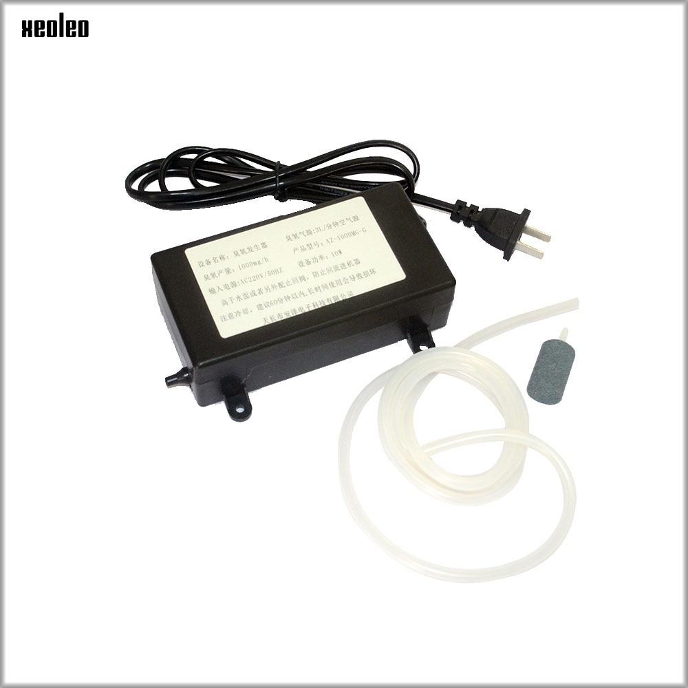 XEOLEO 1000mg Ozonizer Ozone Generator Water Sterilizer Fruit&Vegetable&fish tank disinfector Portable Water Purifier