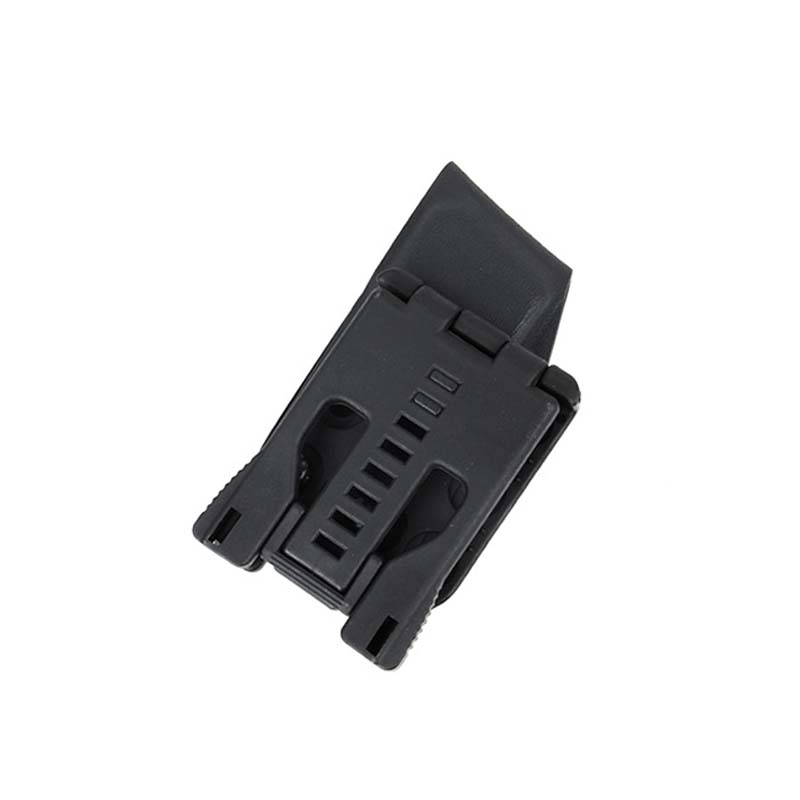 Tactical Belt Clip Mount 0305 Kydex Single Mag Pouch Holster for G17