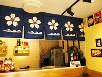 Japanese style hanging flag Japan festival restaurant shop kitchen hotel banner bar pub coffee horizontal curtain