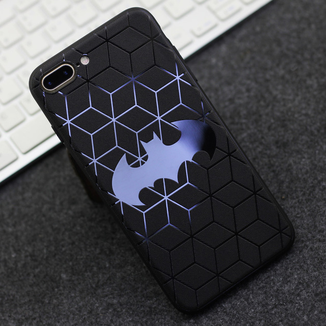 Marvel Avengers Captain America Shield Superhero Case for iPhone 11 pro max 6 6s 7 8 Plus X 10 XS Max XR Silicone Rubber Cover