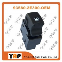 Power Window Lifter Switch FOR FITHyundai Tucson 2 0L 2 7L REAR 93580 2E300 2005 2009