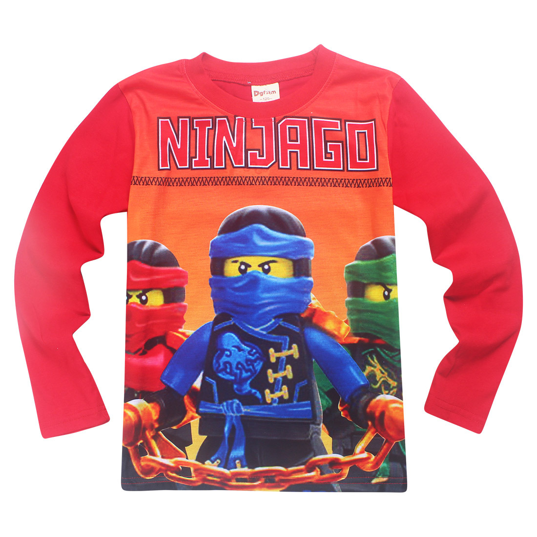 157b284627 Toddler Kds Boy Ninjago Sleepwear Ninja Christmas Pajamas For Boys ...