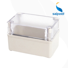 DS-AT-0813-1  80*130*85mm 2014 Newest Large IP66 ABS Waterproof  Switch Box IP66  (Screw Open -Close Type)