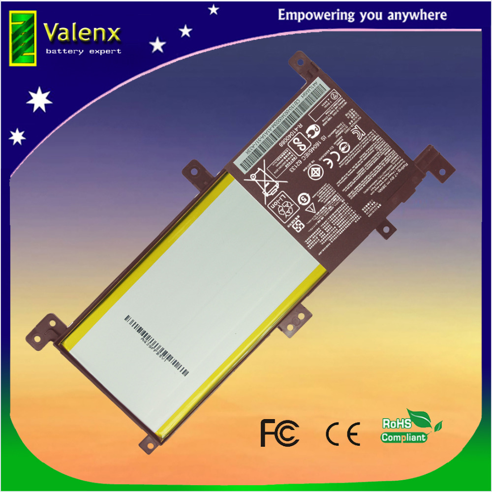 7.6V C21N1509 laptop battery for asus X556U X556UA X556UB X556UJ X556UQ X556UV OEM i7 7500 8gb gt940m rev 3 1 3 0 ddr4 x556uv x556uqk motherboard for asus x556u x556uj x556uf x556ur laptop motherboard mainboard