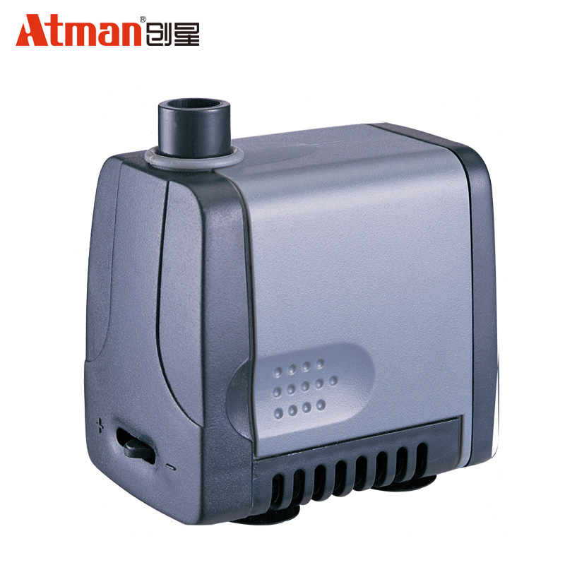 5w 350l h atman at 101 power liquid filter nano for Submersible water pond garden pump filter