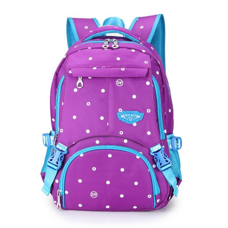 Печать Школьные сумки для подростков девочек женщин Рюкзак Женская дорожная сумка Mochilas Mujer 2017 плечо рюкзак ежедневно Bagpack