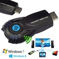 Free Shipping iPush DLNA Miracast Wifi Display HDMI TV Dongle Receiver Wireless Transmitter