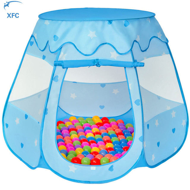 XFC Children Kids Baby Ocean Ball Tent Ball Pool Pit Playhouse Playhut Pop up Tent Indoor  sc 1 st  AliExpress.com & XFC Children Kids Baby Ocean Ball Tent Ball Pool Pit Playhouse ...