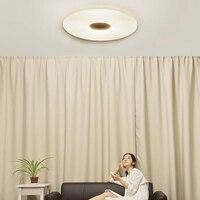 Оригинальный Xiaomi Philips светодиодный потолочный светильник пыли через приложение Remote Управление Беспроводной приглушить свет Освещение в по