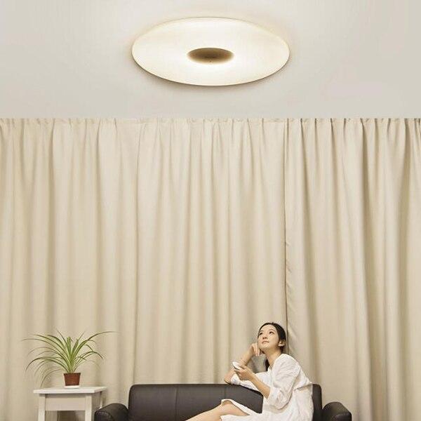 D'origine Xiaomi Philips LED Plafonnier Lampe Résistance À La Poussière Via APP Télécommande Sans Fil Gradation Lumières Éclairage Intérieur