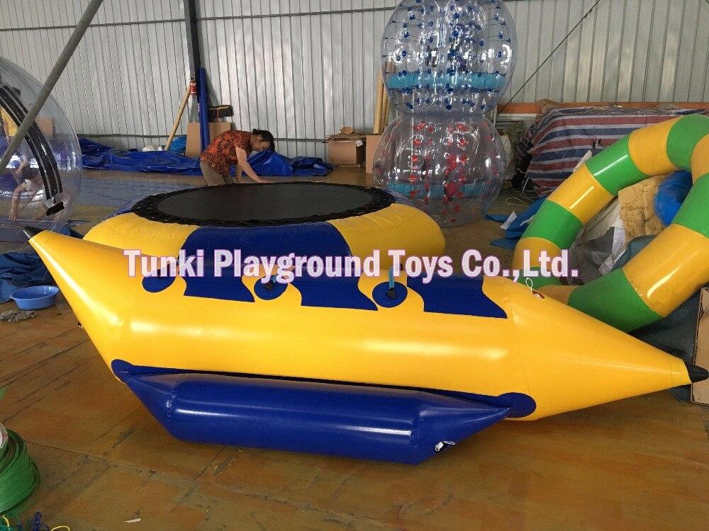 3 seats inflatable banana boat ride
