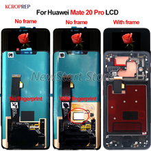 """Original For Huawei Mate 20 Pro Mate20 Pro Mate 20Pro LCD Display Touch Screen Digitizer Assembly 6.39"""" Replacement Accessory"""