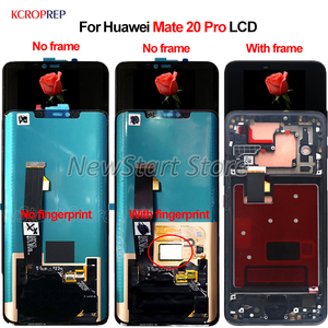 """Image 1 - Original For Huawei Mate 20 Pro Mate20 Pro Mate 20Pro LCD Display Touch Screen Digitizer Assembly 6.39"""" Replacement Accessory"""