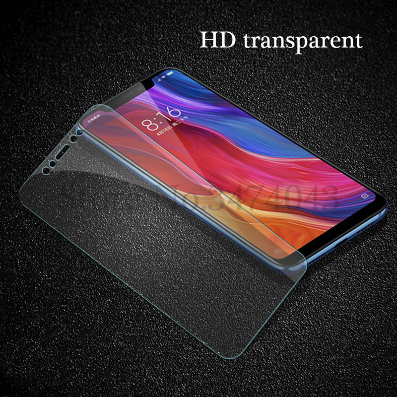 Image 5 - 2Pcs/lot 9H Tempered Glass for Xiaomi Mi 8 9 MI8 lite SE Screen Protector Full Cover Glass For Xiaomi Mi 8 9 9SE Protective Film-in Phone Screen Protectors from Cellphones & Telecommunications
