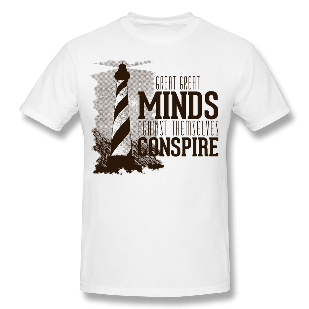 Short Sleeve Outdoor <font><b>Great</b></font> <font><b>Minds</b></font> men t shirt Wholesale Pre-cotton T Shirt for Men's