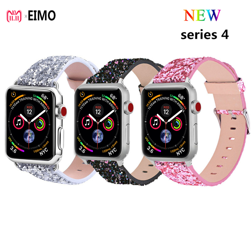 Women's Genuine Leather Strap for Apple Watch band 42mm 38mm iWatch band 3/2/1 bracelet watchband wrist belt metal buckle цена 2017