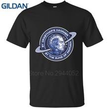 Galaxy Quest Comedy Sci Fi Geek Nerd Joke Movie Film Humor Character  jersey Adults shirt Knitted designer mens t shirts