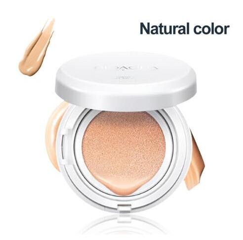 BIOAQUA воздушная Подушка BB крем изоляция BB Обнаженная консилер контроль масла увлажняющая Жидкая Основа CC крем - Цвет: Natural color