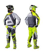 Hot 2017 180 Racing Nirv Motocross Jersey + Pants Clothing Bike Pantalon et chemise hot Motocross Un costume