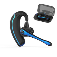 Bluetooth Headset Wireless Earpiece V4 1Hands Free Microphone For Business Office Driving Work For IPhone Android