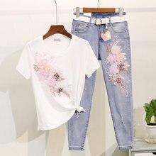 11e840af6dbfe3 Pantalon Femmes Fleur Promotion-Achetez des Pantalon Femmes Fleur ...