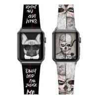 For Apple Watch Bracelet Genuine Leather Watch Band Watch Strap For Apple Watch Series 1 2 3 Watchbands iWatch 38 42mm