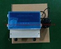 Split Type Ultrasonic Liquid Level Meter Material Level Gauge Anti Corrosion Liquid Level Transmitter Sensor