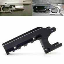 Лидер продаж сгусток 1911 пистолет 20 мм под рейку направляющая пистолета адаптер лазер Крепление