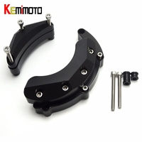 KEMiMOTO For YAMAHA MT09 MT 09 2014 2015 2016 2017 2018 2019 Engine Guard Case Slider Cover Protector FJ 09 MT09 Tracer 900