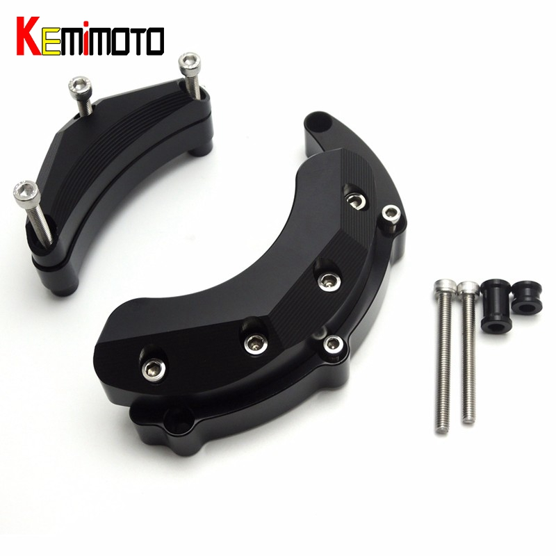 KEMiMOTO For YAMAHA MT09 MT-09 2014 2015 2016 2017 Engine Guard Case Slider Cover Protector FJ-09 MT09 Tracer 900 XSR900 motorcycle engine guard for yamaha mt 09 fz 09 mt09 tracer xsr900 2014 2017 engine guard case slider cover protector set