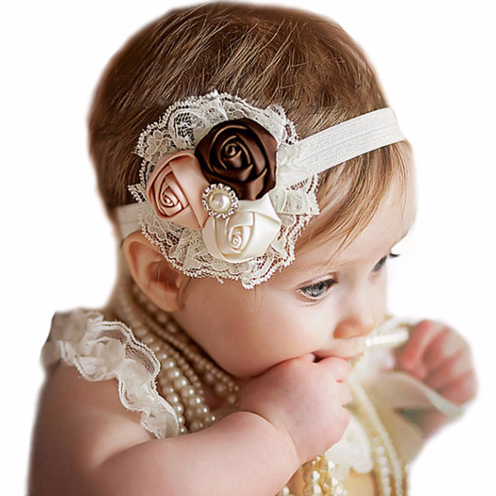 Baby Girls Satin Rose Flower Headbands Teen Girls Headbands Headwear Women  Headbands Chidren Hair Accessories. Compare Prices on Teen Fashion Accessories  Online Shopping Buy