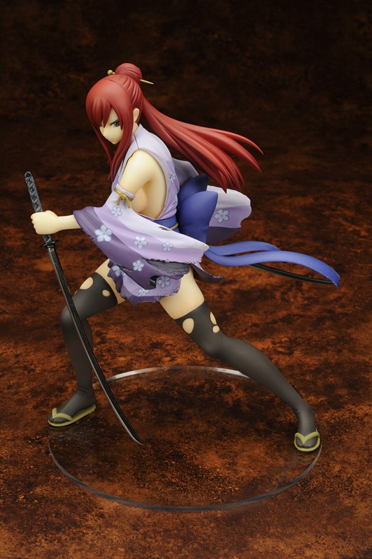 Erza Scarlet Figure Full
