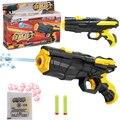 Кристалл Пуля и ЕВА Мягкие Пули Игрушка nerf пистолет ЕВА Воды Nerf Открытый игрушки Воздуха Pisol Игрушка для Мальчика Детей Малыша brinquedos