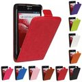 Bussiness Ultra Thin PU Leather Case For LG L7 II 2 P715 Magnetic Buckle Vertical Flip Cover Mobile Phone Bags Shell