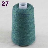Sales 1X100g High Quality 100 Pure Cashmere Warm Soft 100 Cashmere Hand Woven Tower Yarn Green