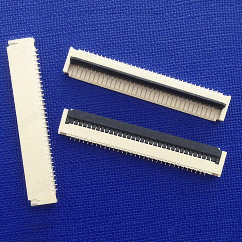 Original Laptop Keyboard Socket 1.0 pitch 30 pin /32 pin Keyboard Line Clip Keyboard Signal Line Connector