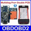 Lo nuevo Multidiag Pro + Bluetooth 2014. R2/R3 Envío Kegen 4G Tf Para El COCHE CAMIÓN de Diagnóstico herramienta Freel Nave