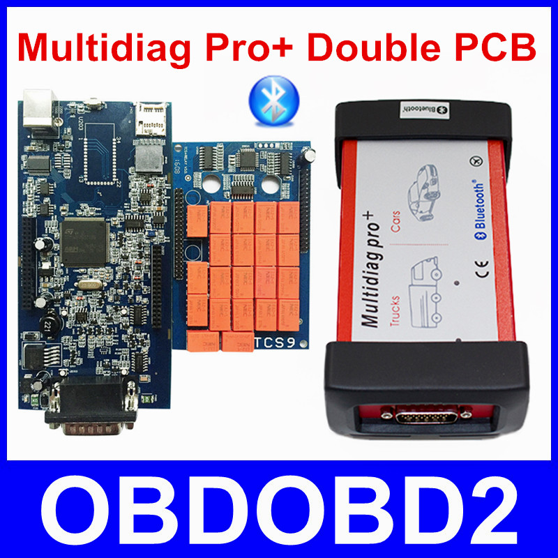 Newest 2015.1 Multidiag Pro+Bluetooth 2014.R2/R3 2015. R1 Free Keygen For CAR TRUCK TCS CDP Diagnostic Tool Free Ship multi language professional diagnostic scanner same function as tcs cdp plus scanner multidiag pro tf card bluetooth v2015 3