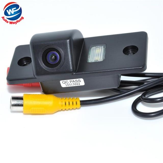 HD CCD bil bagfra kamera til PORS-CHE CAYENNE VW Volkswagen SKODA FABIA-SANTANA-POLO 3C-TIGUAN-TOUAREG-PASSAT